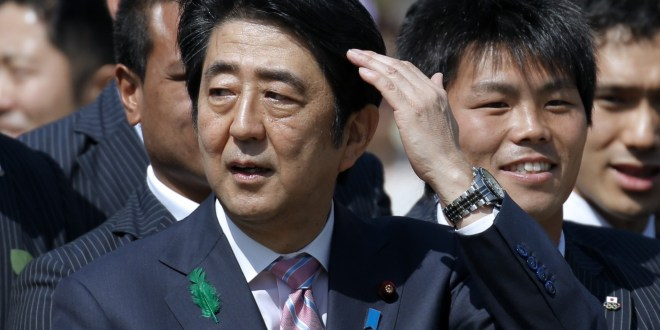 Abe urged to uphold Japan's apology for wartime aggression