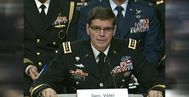 Gen. Joseph Votel seeks Syrian rebel training under Donald Trump | Washington Times