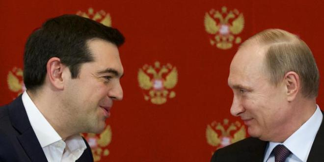 Russian, Greek leaders talk of restoring trade despite sanctions