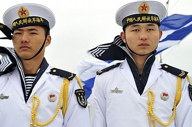 China Makes Its Case For a Global Military