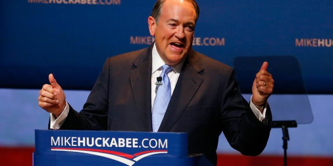 Mike Huckabee Joins Republican Presidential Race