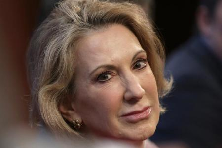 Carly Fiorina: 'Yes, I am running for president'