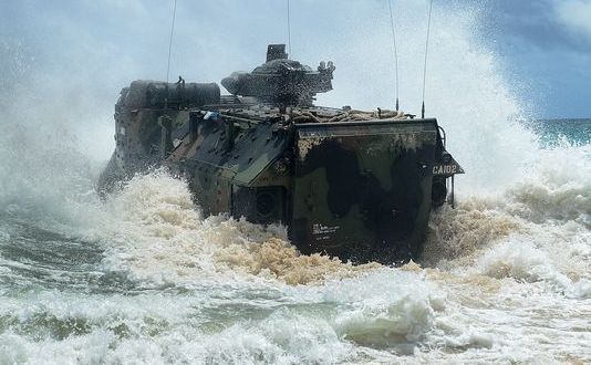 Amphibious Focus, Joint Strategy Drive Japan