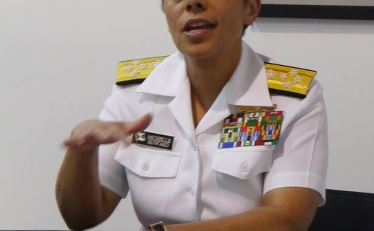 IMDEX: US Vice CNO Urges CUES Use