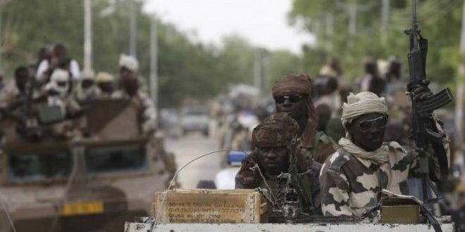 Boko Haram fight 'hampered by poor Chad-Nigeria co-ordination'