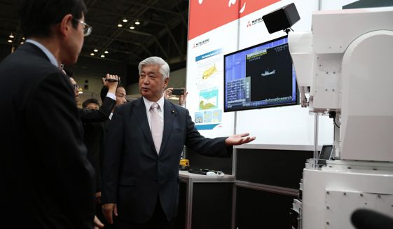 What's for sale as Japan eases military exports rule