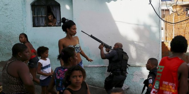 Despair, and Grim Acceptance, Over Killings by Brazil's Police