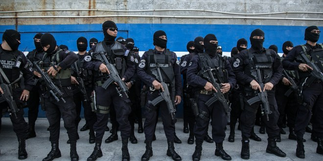 El Salvador is on pace to become the hemisphere's most deadly nation