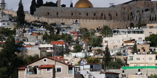 Israel says it foiled Palestinian terror attack in east Jerusalem – Arab-Israeli Conflict
