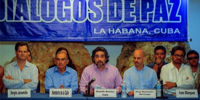 Colombia and FARC rebels agree to form truth commission