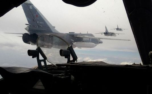 US Downplays Russian Flyover in Black Sea