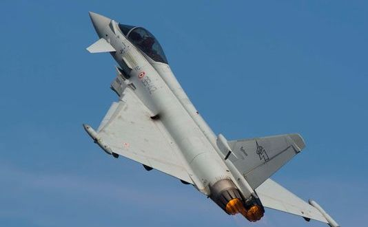 Kuwait, Italy Discuss Eurofighter Buy
