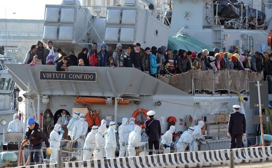 Migrant Interdiction A Growing Naval Mission
