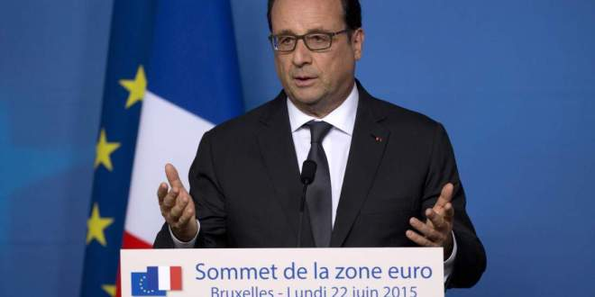 French President Holds Emergency Meeting Over NSA Intercepts