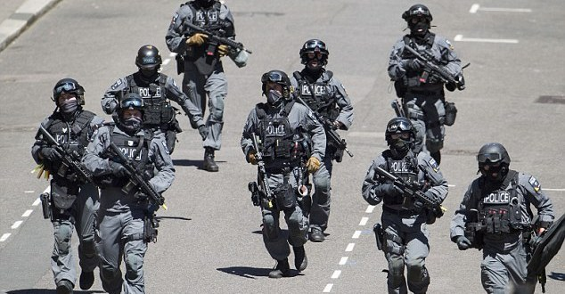 Secret plan to put troops on streets of Britain to fight jihadis in a terror attack