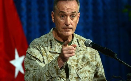 Defense hearings: The old and new Joint Chiefs chairmen