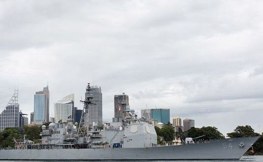 Japan Joins US-Australia War Games Amid China Tensions