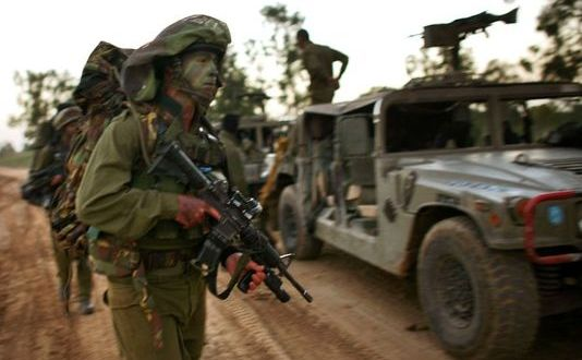Israel To Stand Up Commando Brigade
