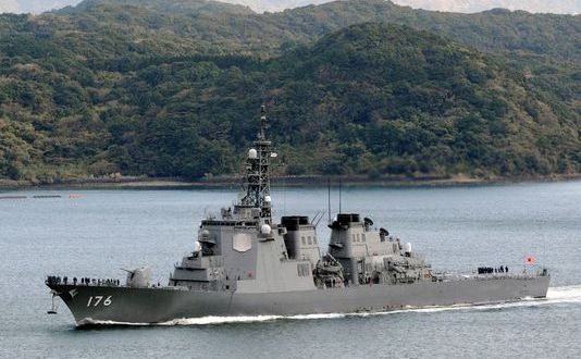 Japan Likely To Bolster Naval Missile Defense