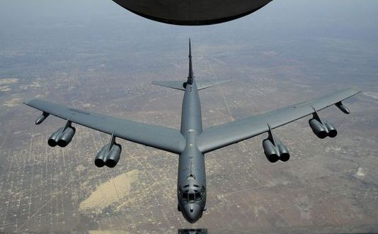 Former Obama Aide: Bolster Israel With B-52s