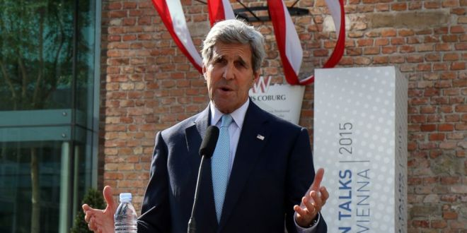 On 9th Day, Kerry Says Iran Nuke Talks Could Go Either Way