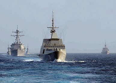 US, Singapore Launch Maritime Warfare Exercise
