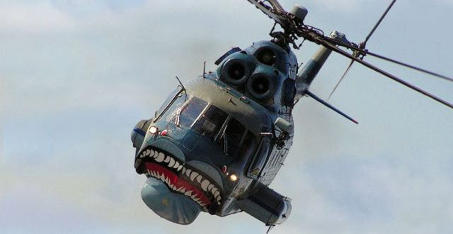 Russian Helicopters plans comeback for amphibious Mi-14