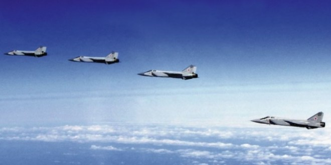NATO intercepts record numbers of Russian aircraft over Baltic