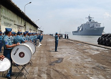 US, Indonesia Kick Off Naval Exercise to Boost Maritime Cooperation