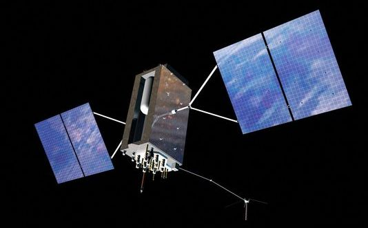 USAF installs first hardware for next-gen GPS control