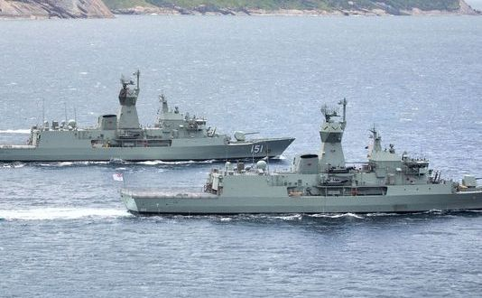 Australia To Build New Naval Fleet in $65B Package