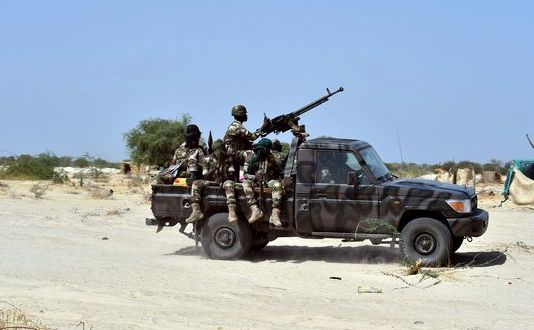Nigeria To Step Up Local Arms Manufacture In Boko Haram Fight