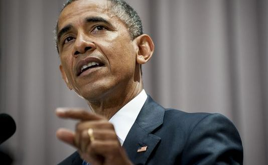 Obama sees chance for improved relations between U.S., Iran