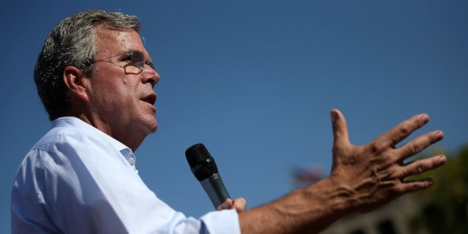 Jeb Bush: Working for Uncle Sam Should Not Be 'Lifetime Employment' – NationalJournal.com
