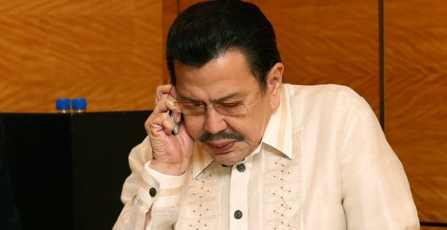 Philippines needs help from China for modernization, says Erap| philstar.com