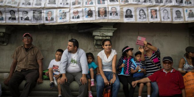 Next Test for Guatemala's Protest Movement: Improving Citizens' Lives – The New York Times