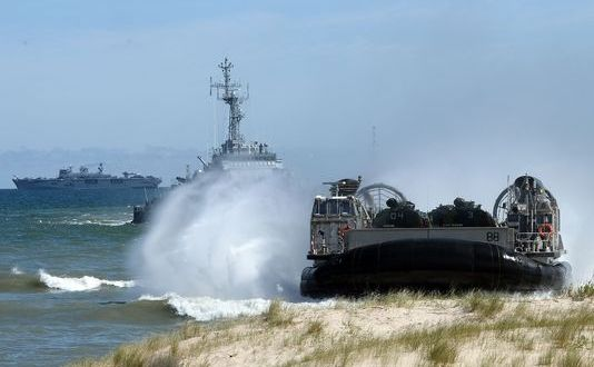 Sweden, Finland Sharpen amphibious Readiness in Baltics