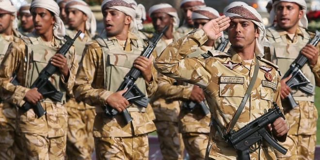 Yemen crisis: Qatar 'deploys 1,000 troops' – BBC News