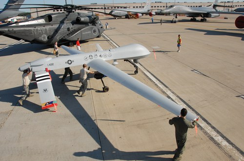 CIA, US special forces launch drone campaign in Syria: Report