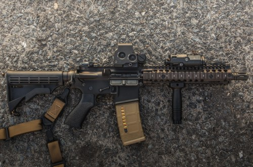 Florida gunmaker produces assault rifle 'never to be used by Muslim terrorists' | Fox News