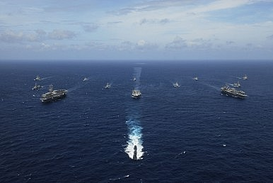 Australia Wants to Join India, US and Japan in Naval Exercises: Defense Minister | The Diplomat