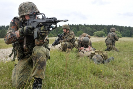Germany's G36 cleared by trio of studies – IHS Jane's 360