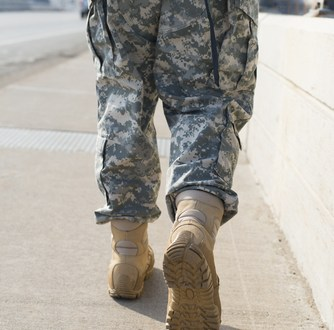 Missed Treatment: Soldiers With Mental Health Issues Dismissed For 'Misconduct' : NPR