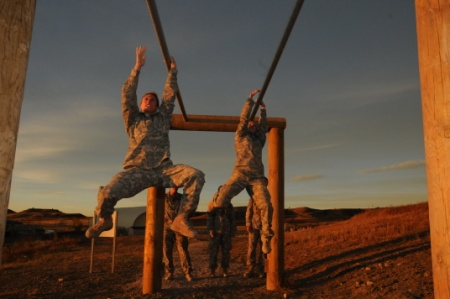 First official integrated Ranger School underway, Army won't talk about the women