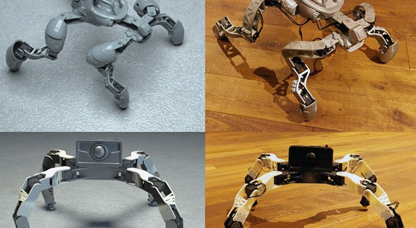 Disney Research-CMU design tool helps novices design 3-D-printable robotic creatures | KurzweilAI