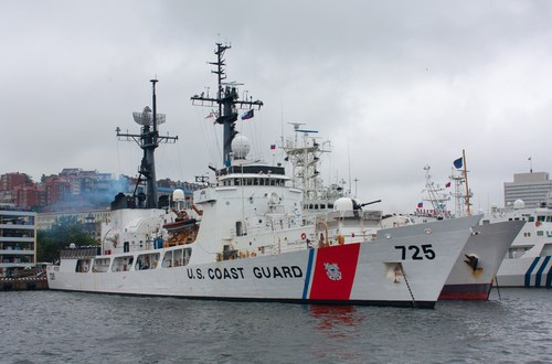 The US Coast Guard Is (Quietly) Building Up Allies in the Arctic – Defense One