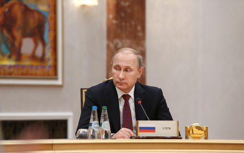 Putin Tops Forbes' Most Powerful People List For Third Year in a Row | TIME