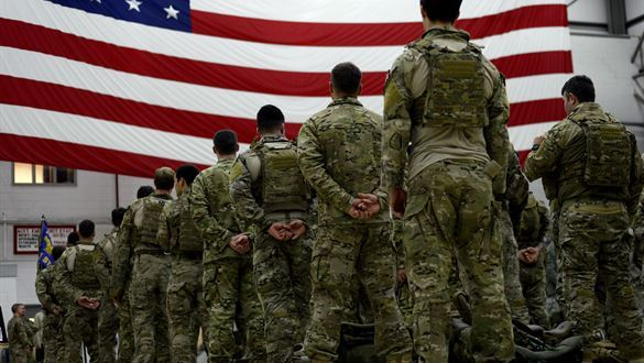 352nd SOW hosts ruck march honoring fallen Air Commandos
