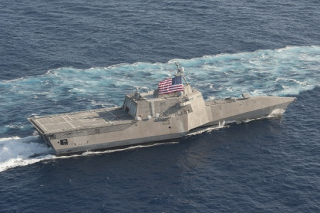 Lockheed wins $279 million in U.S. Navy funding for next LCS ship | Reuters