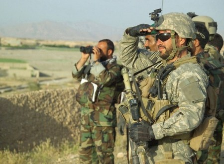 U.S. Special Forces Sent to Embattled Afghan Province – WSJ